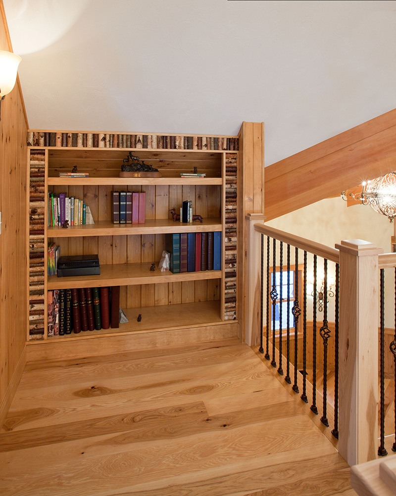Built-in Bookcase